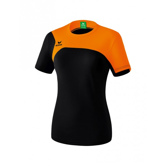 1080708 Club 1900 2.0 T-shirt zwart/oranje