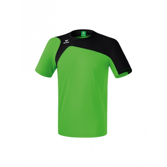 1080714 Club 1900 2.0 T-shirt green/zwart